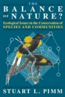 Pimm, Stuart L. - The Balance of Nature? - 9780226668307 - V9780226668307