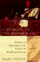 Poovey, Mary - History of the Modern Fact - 9780226675268 - V9780226675268