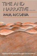 Paul Ricoeur - Time and Narrative, Volume 1 (Time & Narrative) - 9780226713328 - V9780226713328
