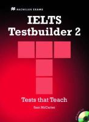 McCarter, Sam - IELTS Testbuilder 2 [With 2 CDs] (MacMillan Testbuilders) - 9780230028852 - V9780230028852