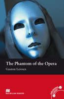 Gaston Leroux - Phantom of the Opera: Beginner (Macmillan Readers) - 9780230030343 - V9780230030343