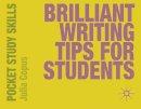 Julia Copus - Brilliant Writing Tips for Students (Pocket Study Skills) - 9780230220027 - V9780230220027