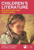 - Children's Literature: Approaches and Territories - 9780230227132 - V9780230227132