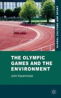 Karamichas, John - The Olympic Games and the Environment (Global Culture and Sport) - 9780230228610 - V9780230228610