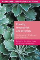 - Equality, Inequalities and Diversity: Contemporary Challenges and Strategies (Management, Work & Organisations) - 9780230231078 - V9780230231078