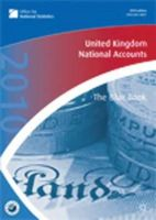 The Office for National Statistics - United Kingdom National Accounts 2010: The Blue Book - 9780230243781 - V9780230243781