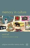 Erll, Astrid - Memory in Culture - 9780230297449 - V9780230297449