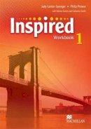 Garton-Sprenger, Judy, Prowse, Philip - Inspired Level 1: Workbook - 9780230415089 - V9780230415089