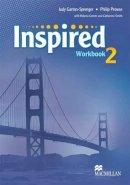 Garton-Sprenger, Judy, Prowse, Philip - Inspired Level 2: Workbook - 9780230415133 - V9780230415133