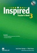 Garton-Sprenger, Judy - Inspired Level 3: Teacher's Book - 9780230415218 - V9780230415218