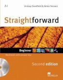 Clandfield, Lindsay - Straightforward Workbook (+ Key) + CD Pack Beginner Level (Straightforward 2nd Edition Be) - 9780230422971 - V9780230422971