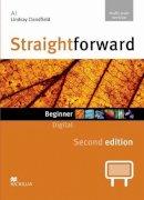 Clandfield, Lindsay - Straightforward Second Edition IWB DVD-ROM (Single User) Beginner Level - 9780230424159 - V9780230424159