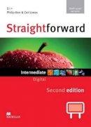 Kerr, Philip, Jones, Ceri - Straightforward Intermediate Level Iwb DVD-ROM (Multiple User) - 9780230424333 - V9780230424333