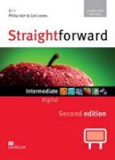 Kerr, Philip, Jones, Ceri - Straightforward Intermediate Level Iwb DVD-ROM (Single User) - 9780230424340 - V9780230424340