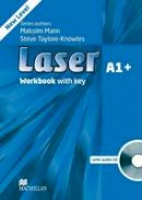 Taylore-Knowles, Steve - Laser A1+: Workbook with Key Pack - 9780230424616 - V9780230424616