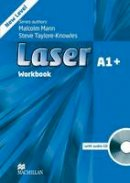 Taylore-Knowles, Steve - Laser A1+: Workbook Without Key + Audio CD Pack - 9780230424623 - V9780230424623