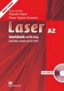 Taylore-Knowles, Steve - Laser A2: Workbook with Key + Audio CD Pack - 9780230424746 - V9780230424746