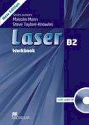 Mann, Malcolm - Laser Workbook (- Key) + CD Pack Level B2 (Laser 3rd Edition B2) - 9780230433847 - V9780230433847