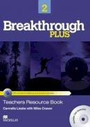 Craven, Miles - Breakthrough Plus Teacher's Book + Digibook Code + Test Gene (Breakthrough Plus Level 2) - 9780230438224 - V9780230438224