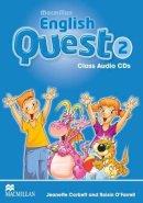 Corbett, Jeanette - Macmillan English Quest Class Audio CD Level 2 (Macmillan English Quest Level) - 9780230439870 - V9780230439870