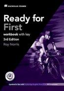 Norris, Roy - Ready for FCE Workbook (+ Key) + Audio CD Pack - 9780230440074 - V9780230440074