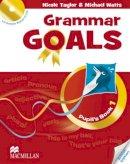 TAYLOR N  ET AL - GRAMMAR GOALS 1 PB PK - 9780230445697 - V9780230445697