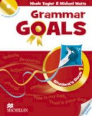 Nicole Taylor (author), Michael Watts (author), Sally Etherton (author) - Grammar Goals - Level 1 - Student's Book Pack - American English - 9780230446113 - V9780230446113