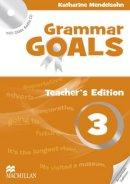 Mendelsohn, Katharine; Tice, Julie; Tucker, Dave - American Grammar Goals - 9780230446274 - V9780230446274