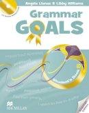 Llanas, Angela, Williams, Libby, McKenna, Helen - Grammar Goals - Level 5 - Student's Book & CD Rom - American Edition - 9780230446397 - V9780230446397