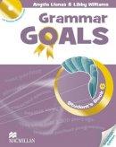 Llanas, Angela, Williams, Libby, Evans, Shona - American Grammar Goals: American Grammar Goals Level 6 Student's Book Pack Student's Book Pack Level 6 - 9780230446465 - V9780230446465