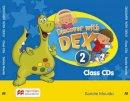Sandie Mourão, Claire Medwell - Discover with Dex 2 Audio CD - 9780230446847 - V9780230446847