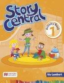 Viv Lambert (author) - Story Central Level 1 Activity Book - 9780230451988 - V9780230451988