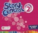 Viv Lambert (author), Mo Choy (author) - Story Central Level 2 Class Audio CD - 9780230452107 - V9780230452107