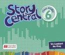 Viv Lambert (author), Mo Choy (author) - Story Central Level 6 Class Audio CD - 9780230452466 - V9780230452466
