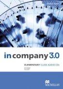 Simon Clarke - In Company 3.0 Elementary Level Class Audio CD - 9780230455054 - V9780230455054