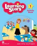 Perrett-Tamami, J, Leighton, J - Learning Stars Level 1 Activity Book - 9780230455702 - V9780230455702