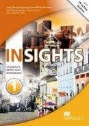 Garton-Sprenger, Judy, Prowse, Philip - Insights 1 SB + WB + MPO Pk - 9780230455948 - V9780230455948
