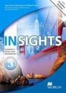 Judy Garton-Sprenger (author), Philip Prowse (author) - Insights 3 SB + WB + MPO Pk - 9780230455962 - V9780230455962