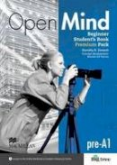 Rogers, M, Taylore-Knowles, J - Openmind British Edition Beginner Studen - 9780230458154 - V9780230458154
