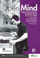 Rogers, Mickey, Taylore-Knowles, Joanne, Taylore-Knowles, Steve - Open Mind British Edition Upper Intermediate Level Student's Book Pack Premium - 9780230458192 - V9780230458192