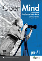 Taylore-Knowles, Joanne, Rogers, Mickey, Taylore-Knowles, Steve, Zemach, Dorothy E., Wisniewska, Ingrid - Open Mind British Edition Beginner Student's Book Pack - 9780230458277 - V9780230458277