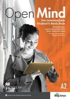 Taylore-Knowles, Joanne, Rogers, Mickey, Taylore-Knowles, Steve - Open Mind British Edition Pre-Intermediate Level Student's Book Pack - 9780230458291 - V9780230458291