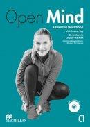 Lindsay Warwick - Open Mind British edition Advanced Level Workbook Pack with key - 9780230458413 - V9780230458413