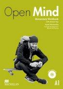 Wisniewska, Ingrid - Open Mind British Edition Elementary Level Workbook with Key & CD Pack - 9780230458437 - V9780230458437