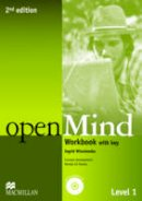 Rogers et al - openMind 2nd Edition AE Level 1 Workbook Pack with key - 9780230459175 - V9780230459175