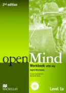 Ingrid Wisniewska (author) - openMind 2nd Edition AE Level 1A Workbook Pack with key - 9780230459182 - V9780230459182