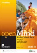 Rogers, Mickey, Taylore-Knowles, Joanne, Taylore-Knowles, Steve - openMind 2nd Edition AE Level 2A Student's Book Pack - 9780230459434 - V9780230459434