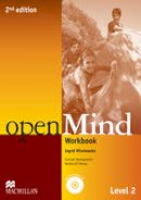 Varios - openMind 2nd Edition AE Level 2 Workbook Pack without key - 9780230459489 - V9780230459489