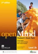 Rogers et al - openMind 2nd Edition AE Level 2B Student's Book Pack - 9780230459656 - V9780230459656