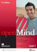 Varios - Open Mind - Level 3 - Students Book Pack - 9780230459724 - V9780230459724